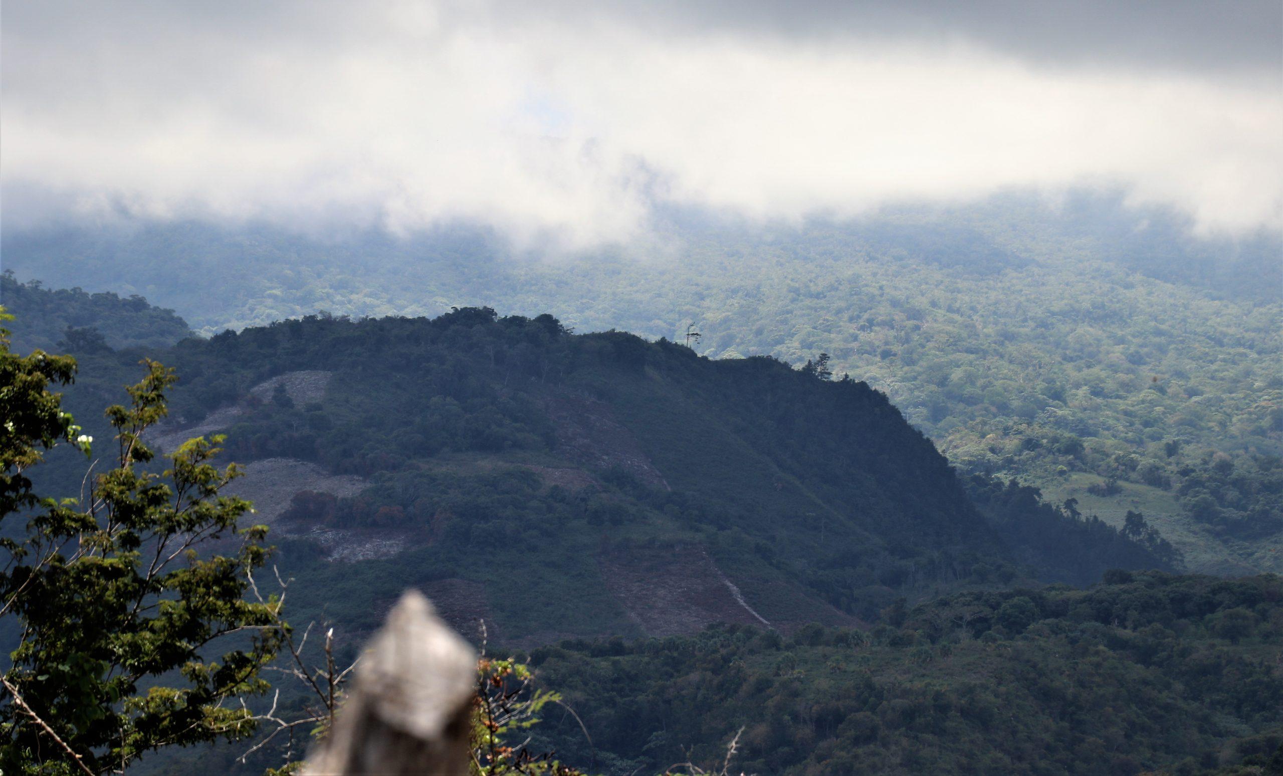 Altas montañas en Barahona