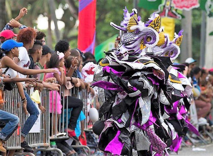 Tiempos de Carnaval Dominicano