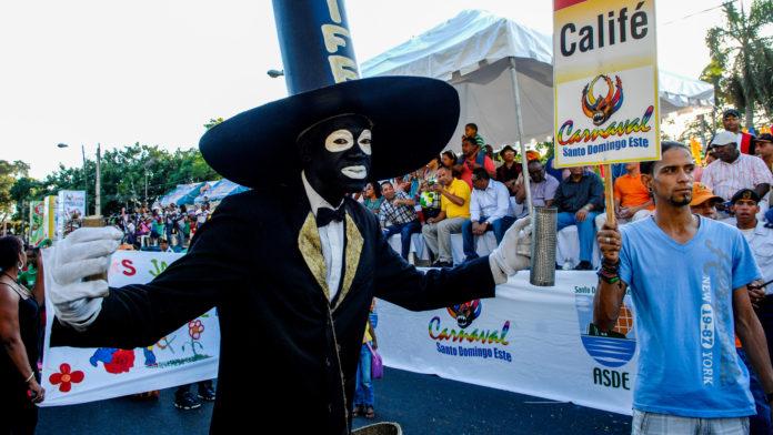 Tiempos del carnaval dominicano