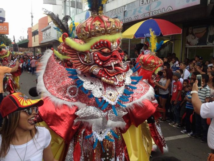 Tiempos de Carnaval