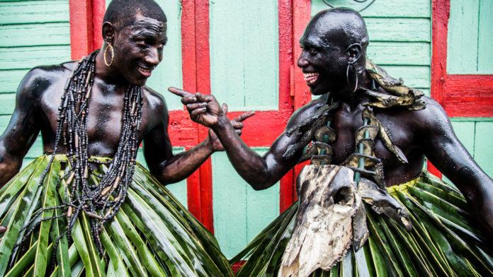 Tiempo del Carnaval Dominicano