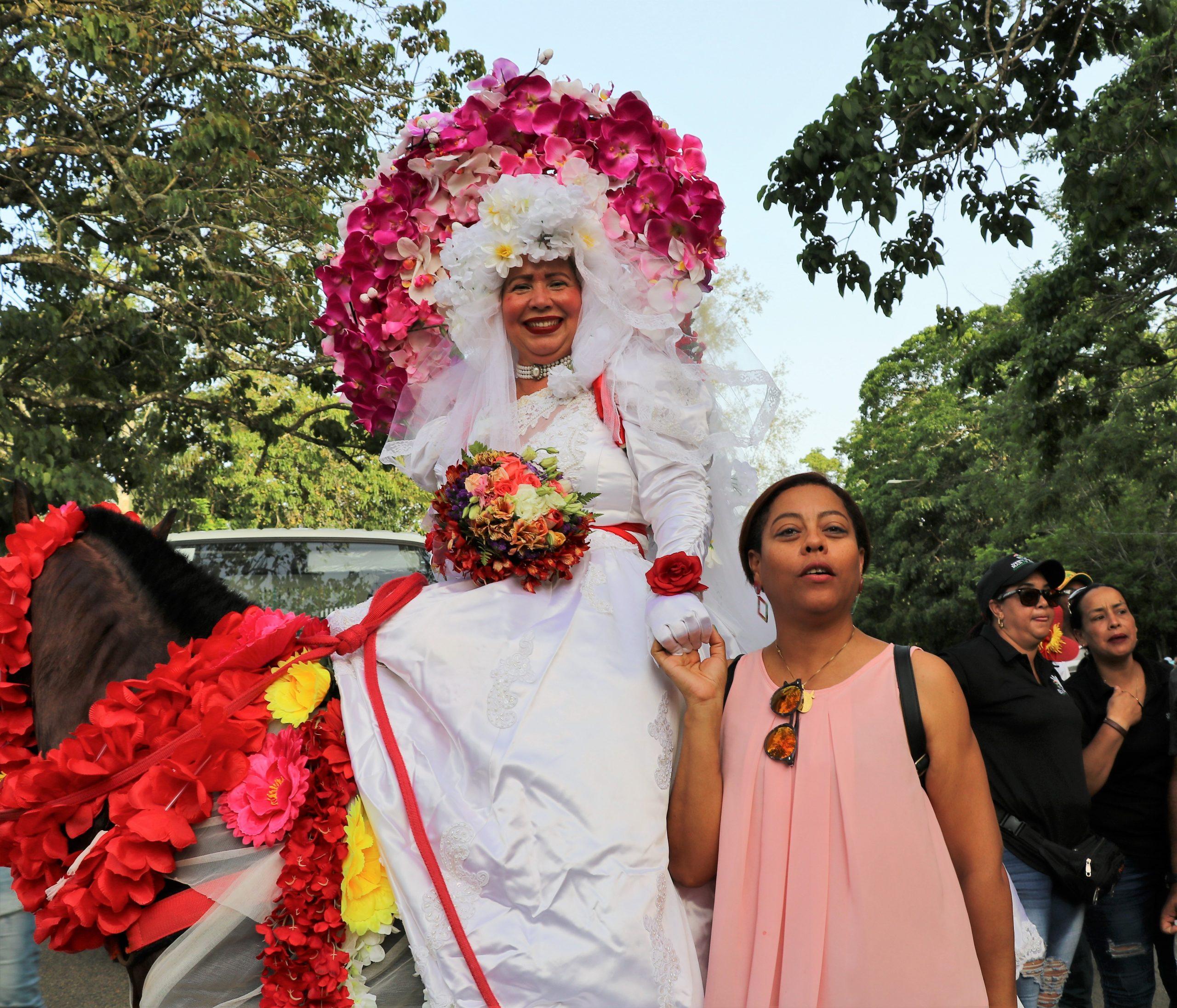 Festival de las Eunice Marmolejos en el Flores en Jarabacoa 2019