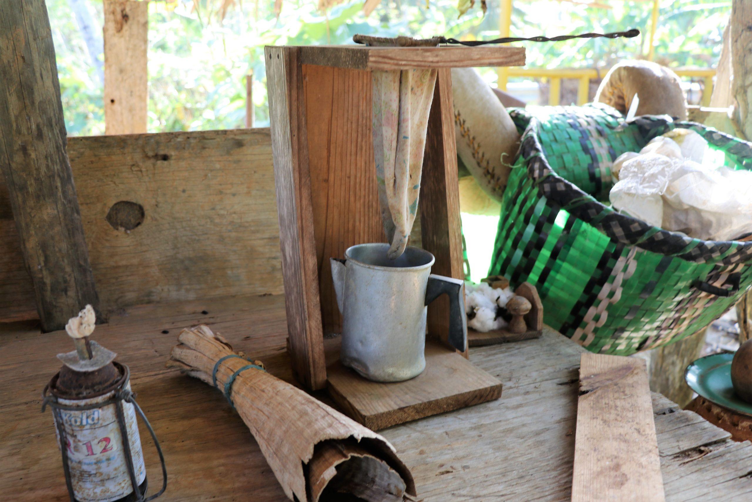 Casa Típica Conuco Doña Ana, El Seibo, RD