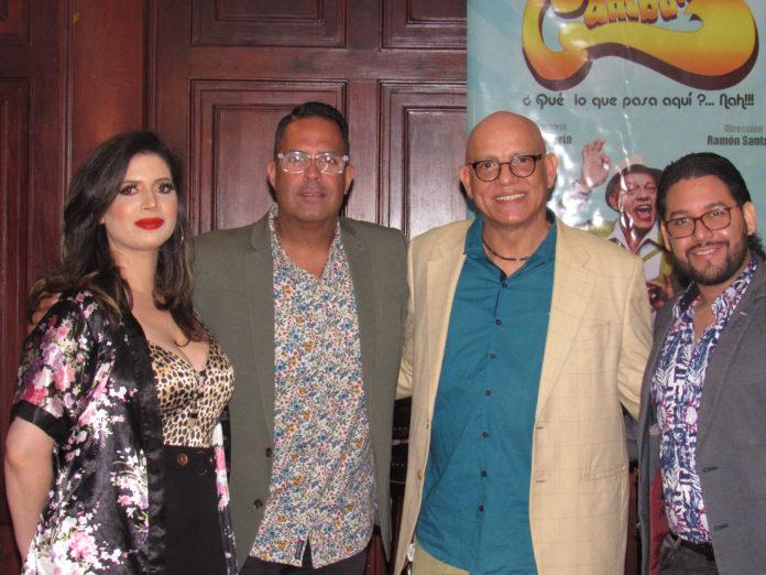 Cmbumbo obra teatral Bar Juan Lockward Teatro Nacional