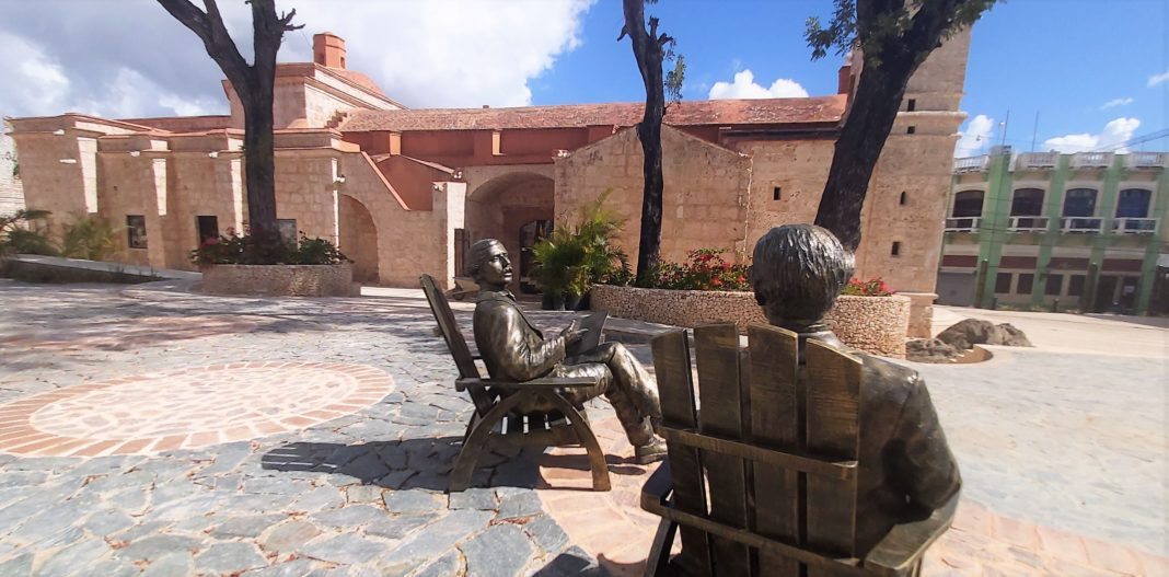 Tempo de Santa Bárbara en la Ciudad Colonial de Santo Domingo