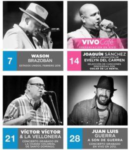El viernes desde las 8 de la noche en el Patio Caribeño el Centro León ofrece el concierto especial de Joaquín Sánchez