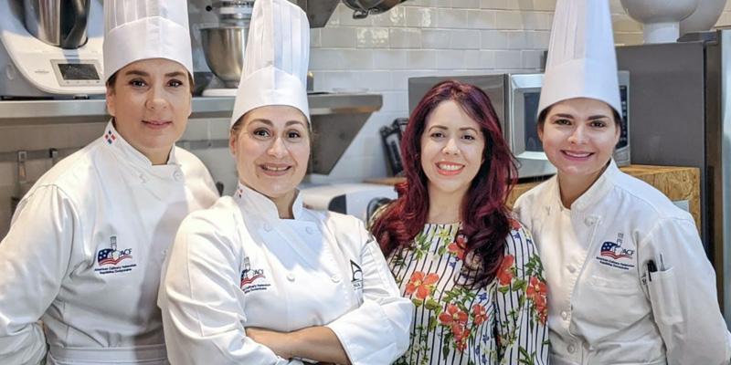 Equipo olímpico de chef dominicanas que irá al Ika Culinary Olympics.