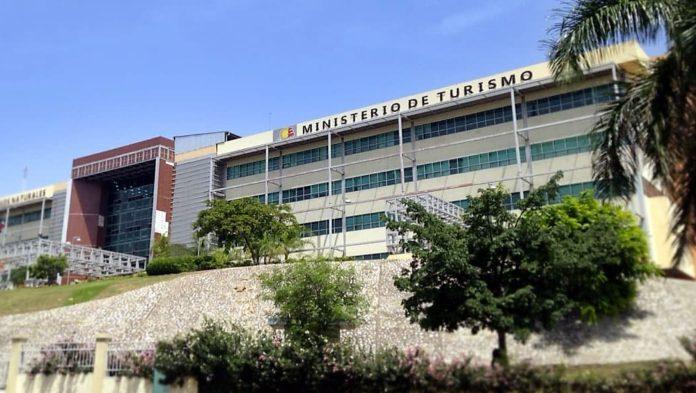 Sede del Ministerio de Turismo de la República Dominicana.