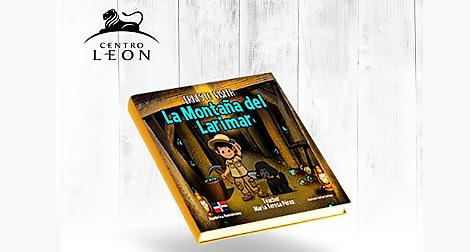 Ernesto visita la montaña del Larimar en Cuenta Cuento de la Mediateca del Centro León