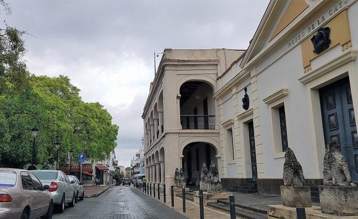 La Zona Colonial de Santo Domingo reabrirá bajo la garantía del sello