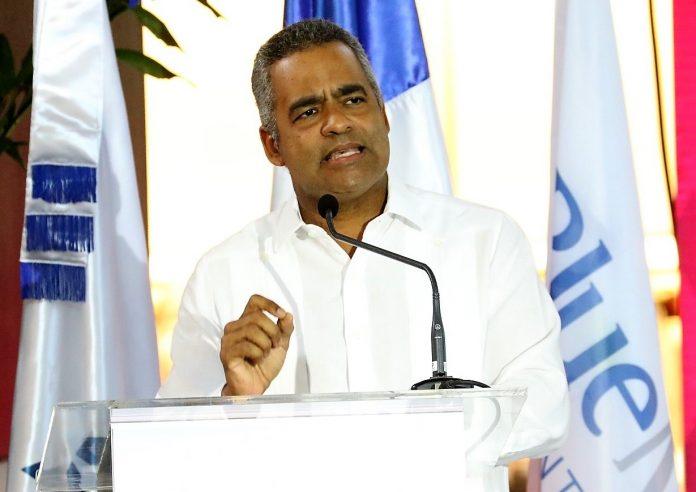Joel Santos, coordinador del equipo turístico del proyecto presidencial de Abinader