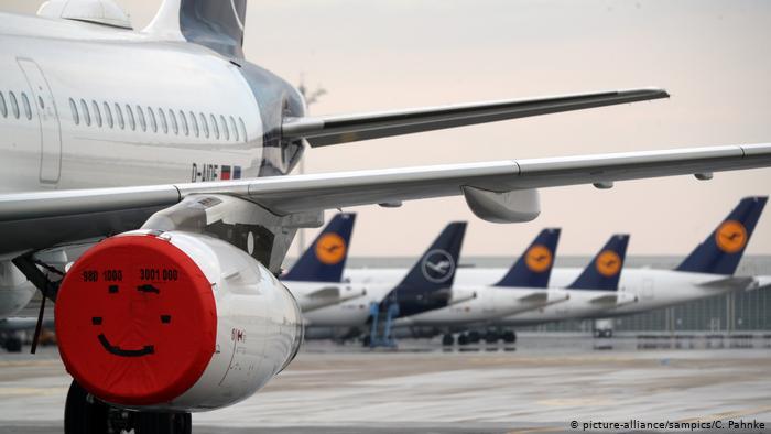 Alemania acuerda un rescate para Lufthansa por más de 9 mil millones de euros