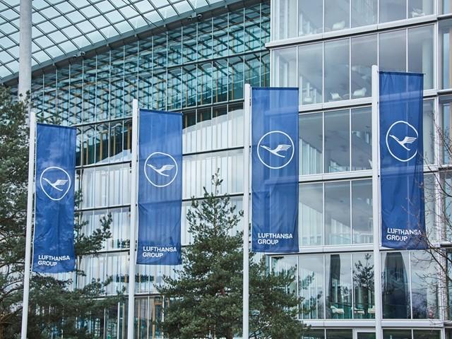 Oficinas de Lufthansa.