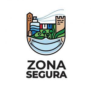 Parte de los directivos del Clúster Turístico de Santo Domingo durante el anuncio de la desescalada de la Zona.