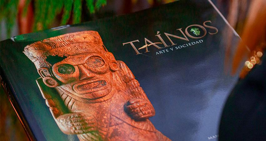 Libro Taínos, arte y sociedad