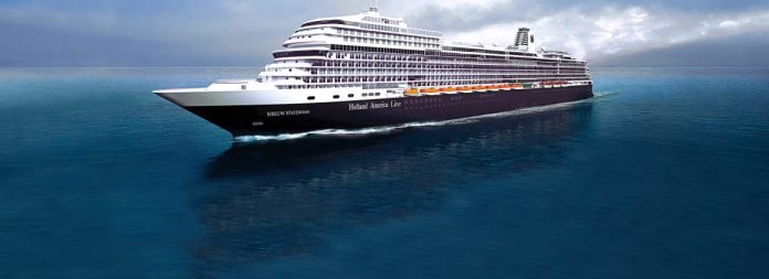 Barco crucero Nieuw Statendam