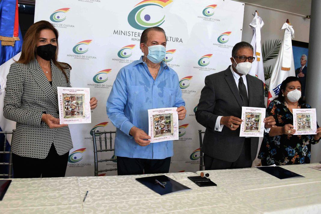 Nuevos libros y nuevos sellos para celebrar los 522 años de Santo Domingo de Guzmán