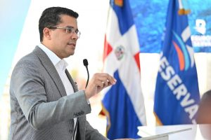 El Ministro de Turismo de la República Dominicana David Collado.