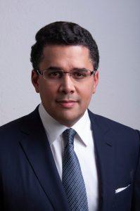 David Collado, Ministro Turismo de la República Dominicana