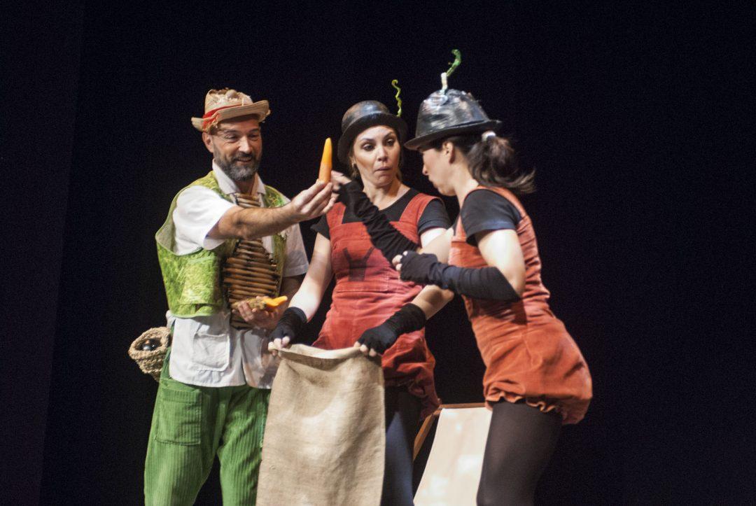 Obra de Teatro La Cigarra y Hormiga Festival FITJ 2020