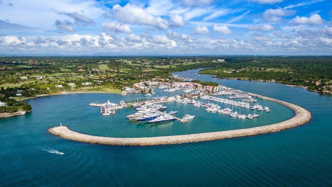 Marina de Casa de Campo, uno de los mayores atractivos del turismo en La Romana
