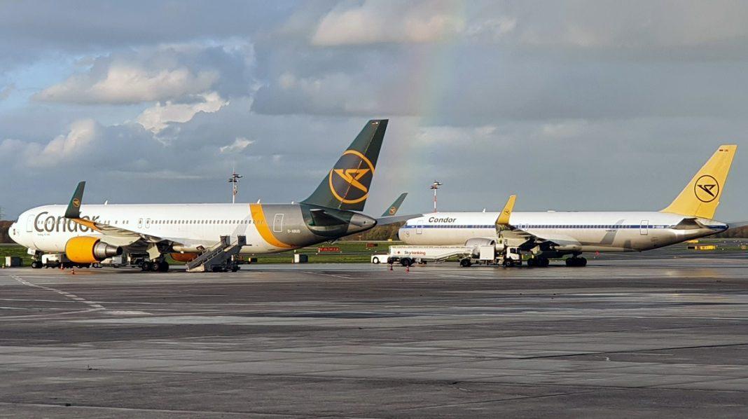 Condor retoma vuelos a Repúlica Dominicana