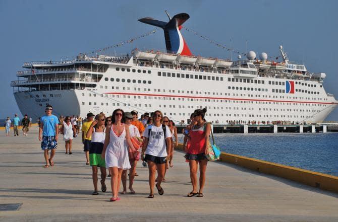 Turismo de cruceros en la República Dominicana