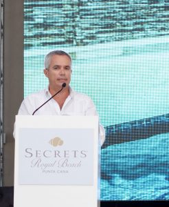 Abinader inaugura Hotel Secrets(R) Royal Beach Punta Cana