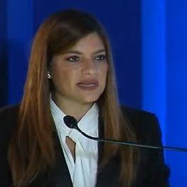 Paola Rainieri, presidenta de Asonahores