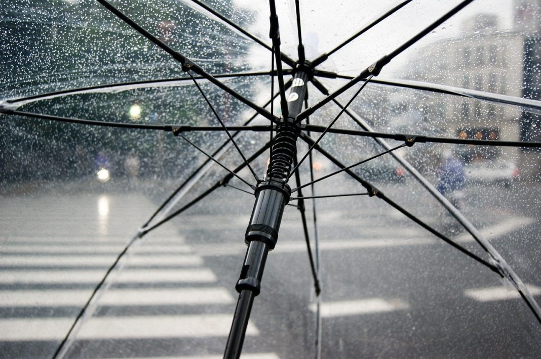 Hoy seguirá lloviendo en gran parte de República Dominicana