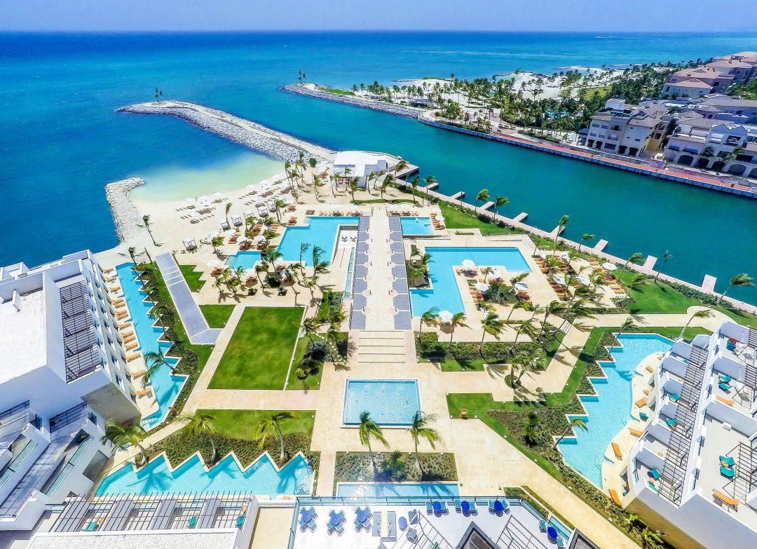 Con apertura del TRS Cap Cana Hotel el Palladium Hotel Group activa Punta Cana