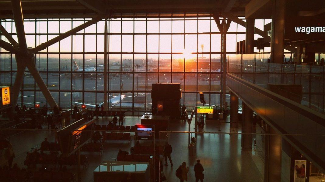 Aeropuerto Londres Foto Pixabay