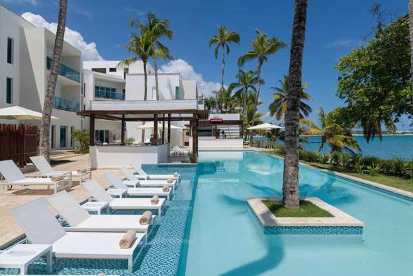 El Presidential Suites es un lujoso hotel del Grupo Lifestyle, ubicado en la turística comunidad de Cabarete, Puerto Plata