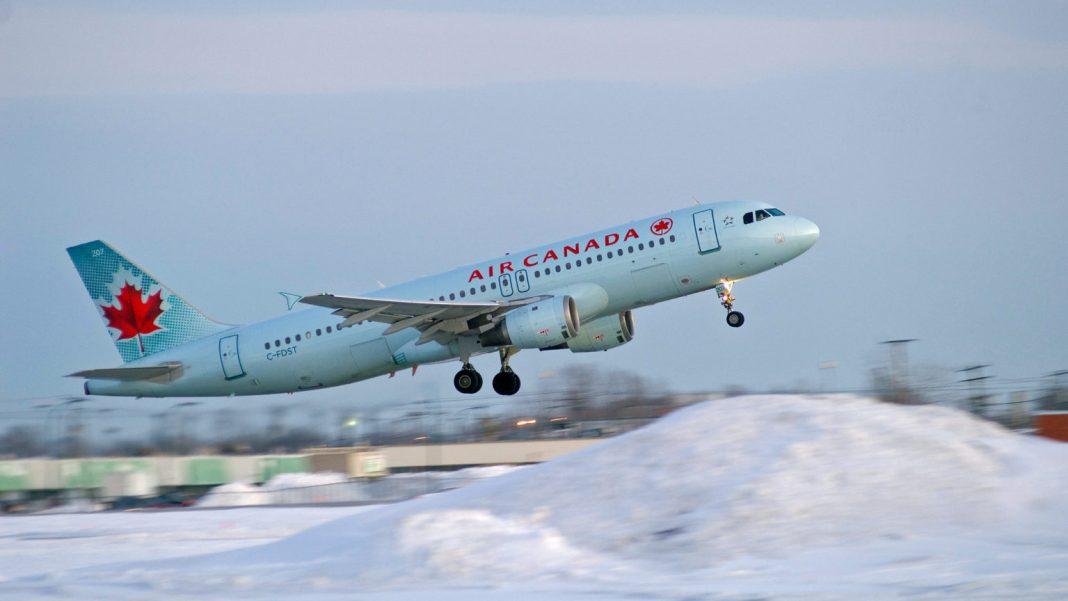 Las nuevas restricciones de Covid llevan a Air Canada a suspender rutas