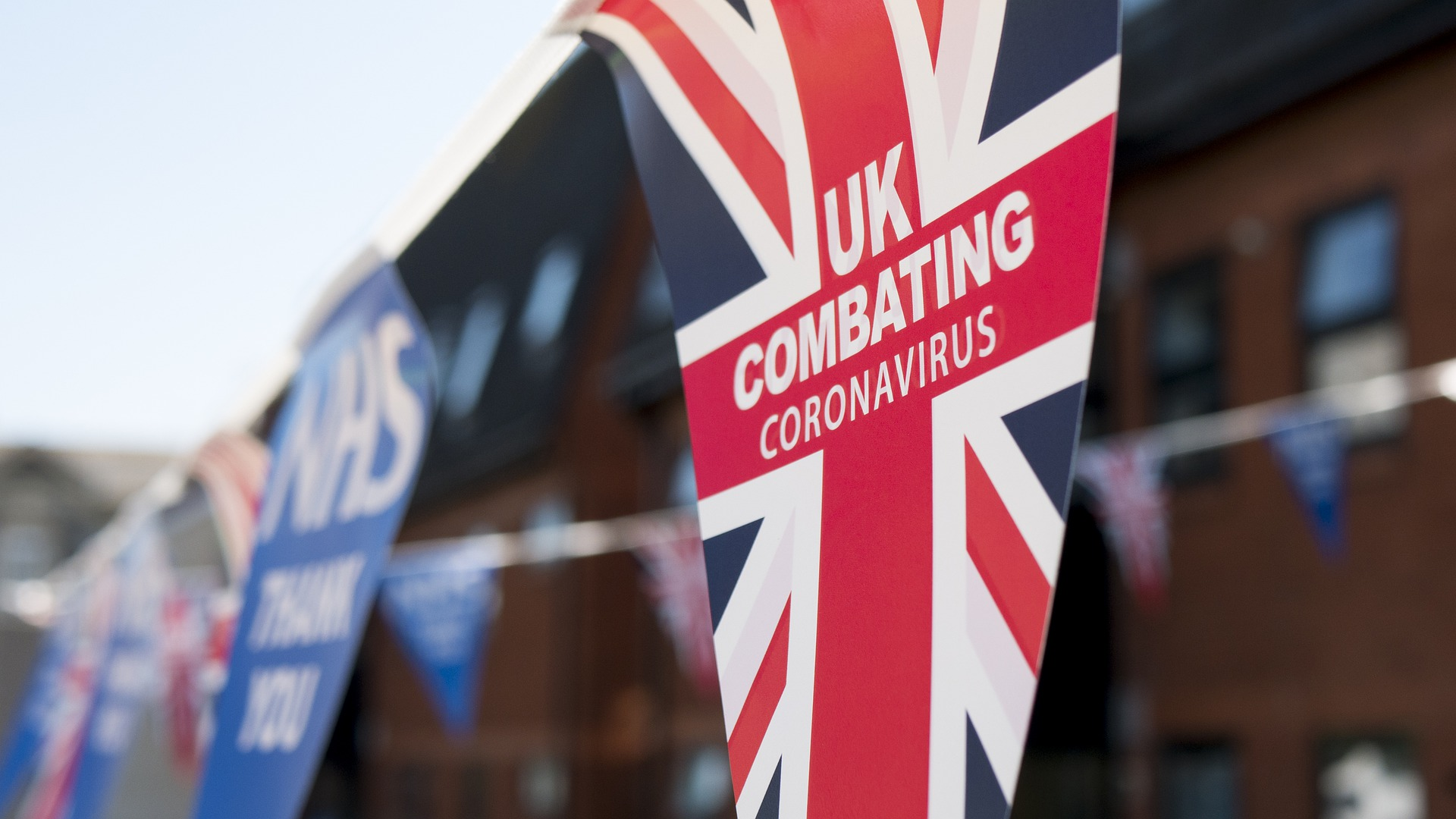 Combatiendo el coronavirus en pueblos del Reino Unido Pixabay
