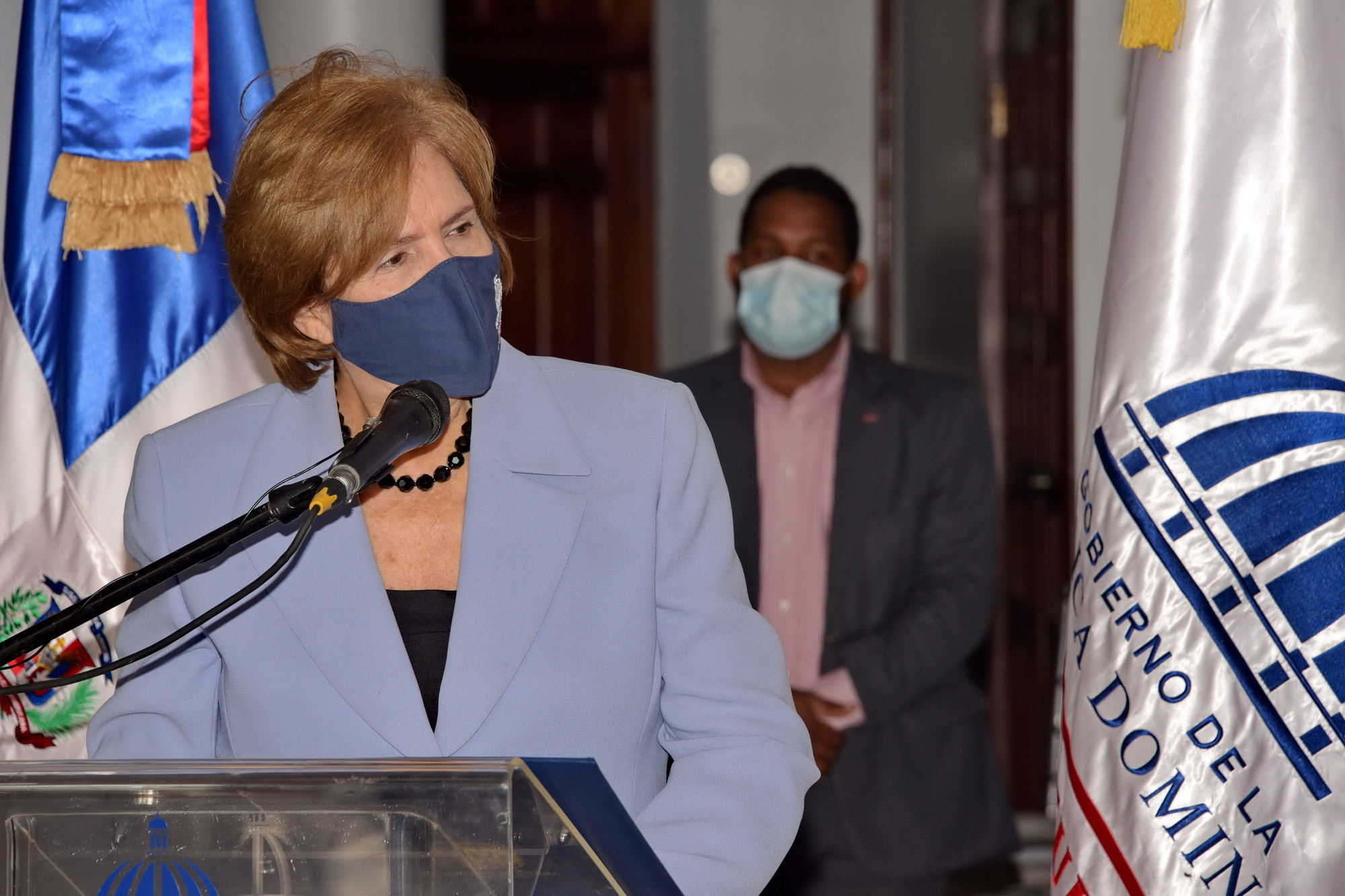 Carmen Heredia, Ministra de Cultura