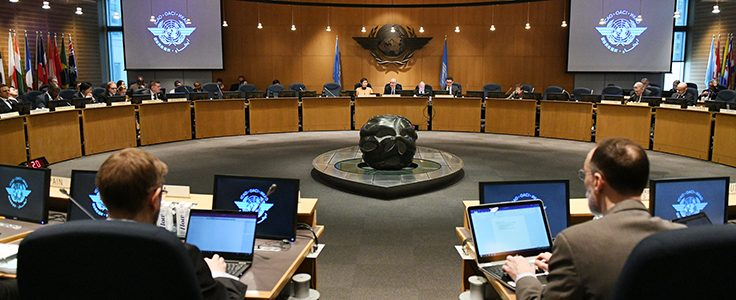 El Consejo de la OACI aprueba nuevas medidas de recuperación y respuesta ante una pandemia