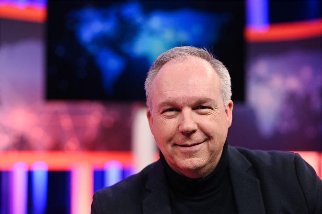 David Ruetz, director de ITB Berlín