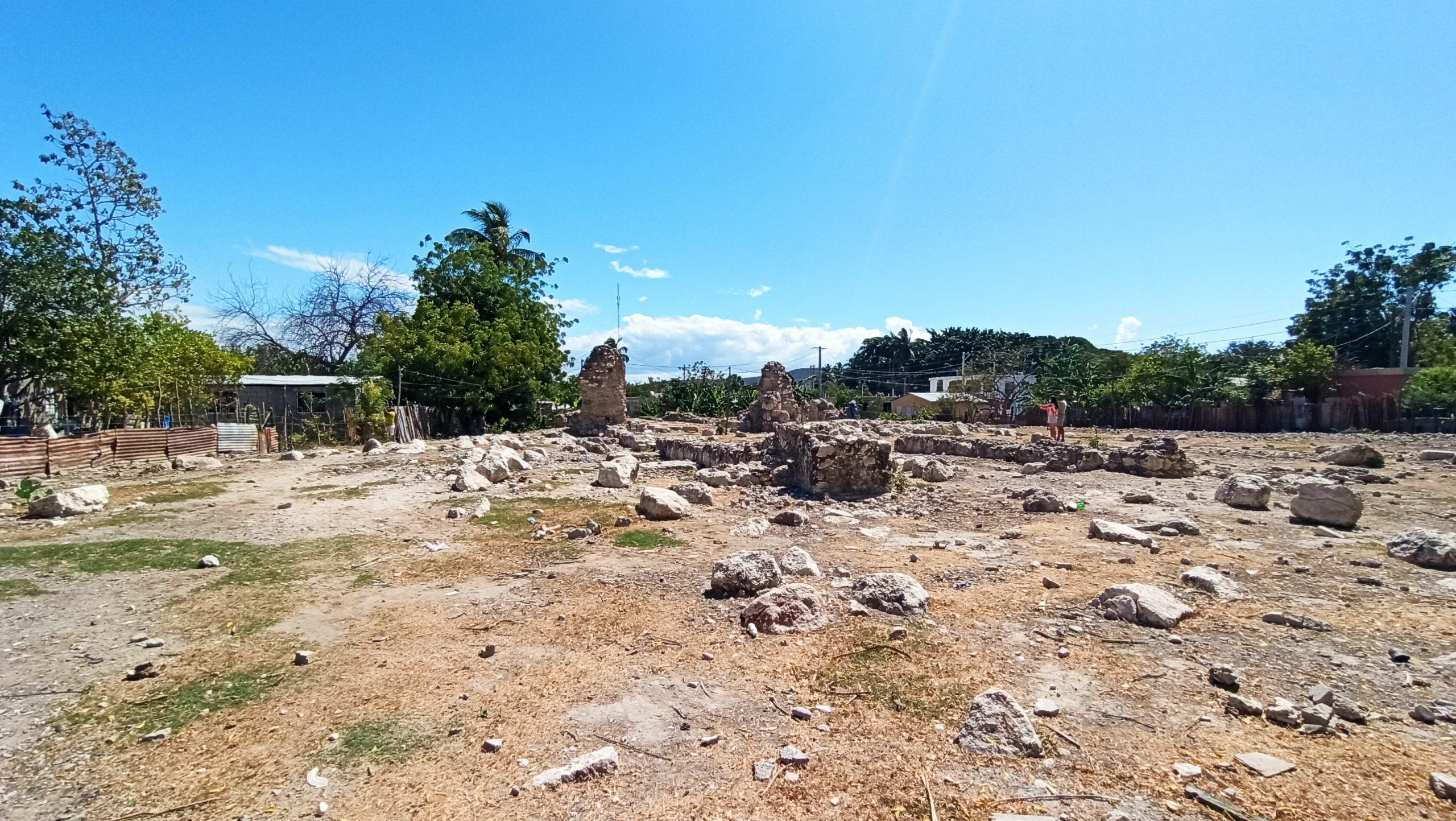 Ruinas de Pueblo Viejo de Azua