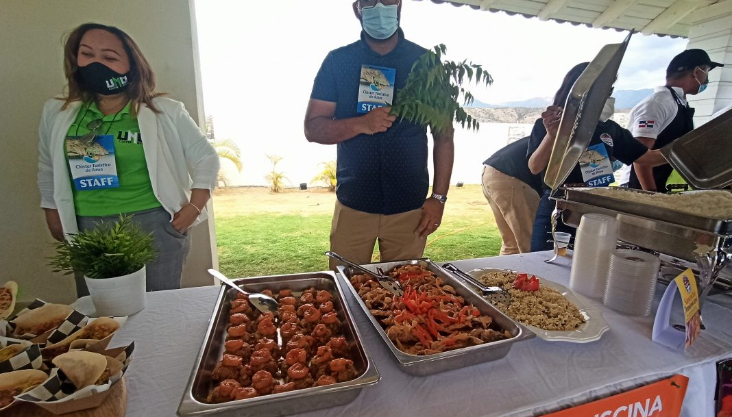 Azua celebra su primer festival gastronómico