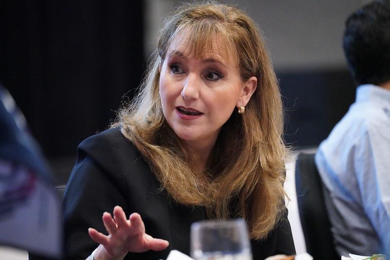 Gloria Guevara, presidenta y directora ejecutiva de WTTC