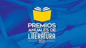 Estos son los ganadores de los Premios Anuales de Literatura 2021
